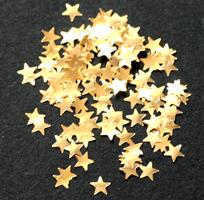 Gold-Sternchen