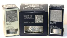 Essbares Silber Premium Produkte
