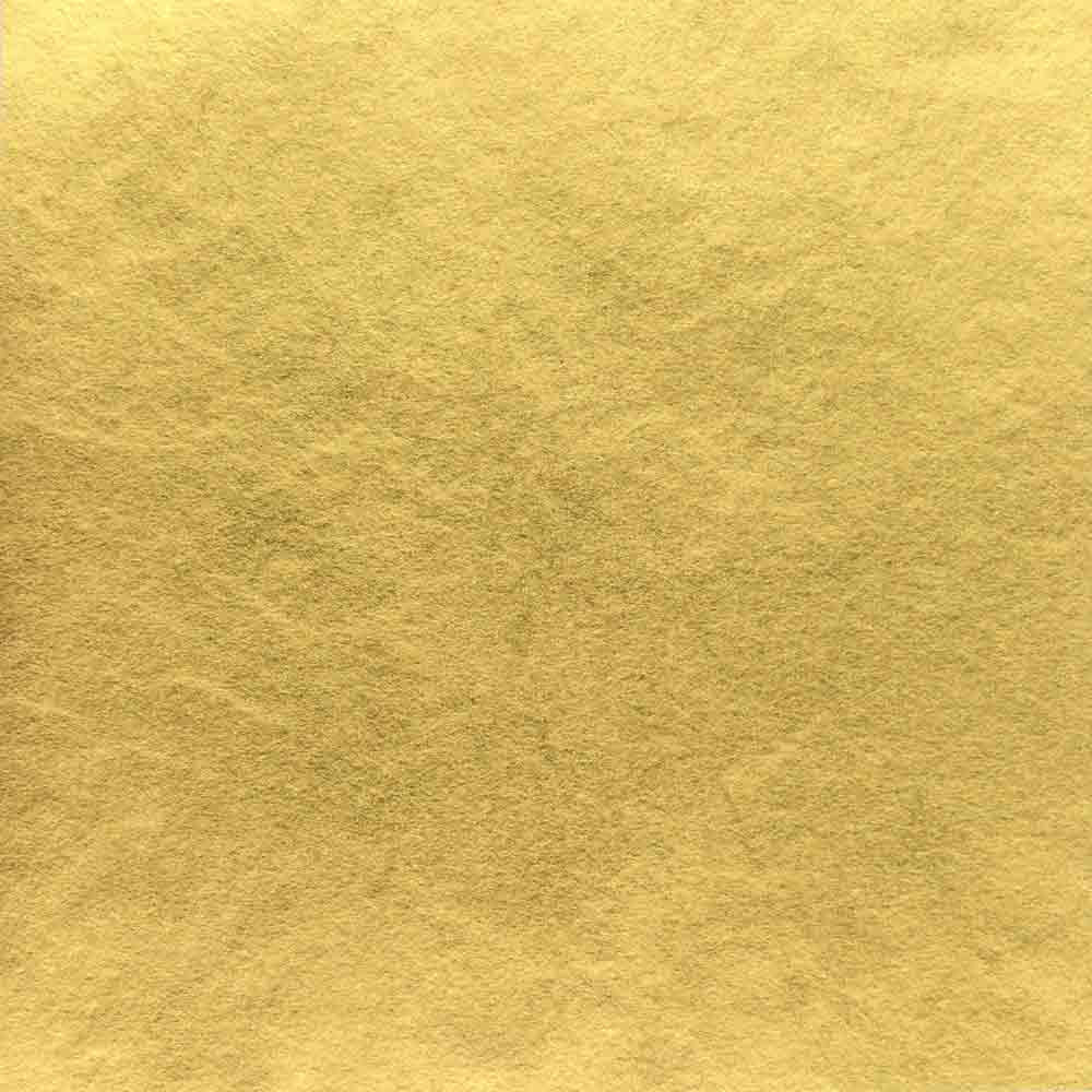 24 Karat Blattgold, Doppelgold, 8x8 cm, lose