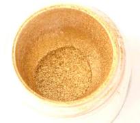 Goldpulver- Pudergold