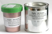 Kupfer - Pulver ca. 44 µm