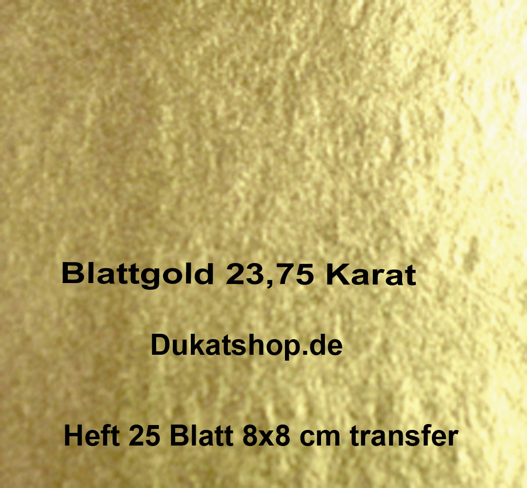 23,75 K. Extra-Dick, Transferpap