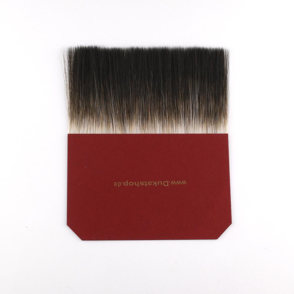 4 Zoll Breite. 56 mm Haarlänge