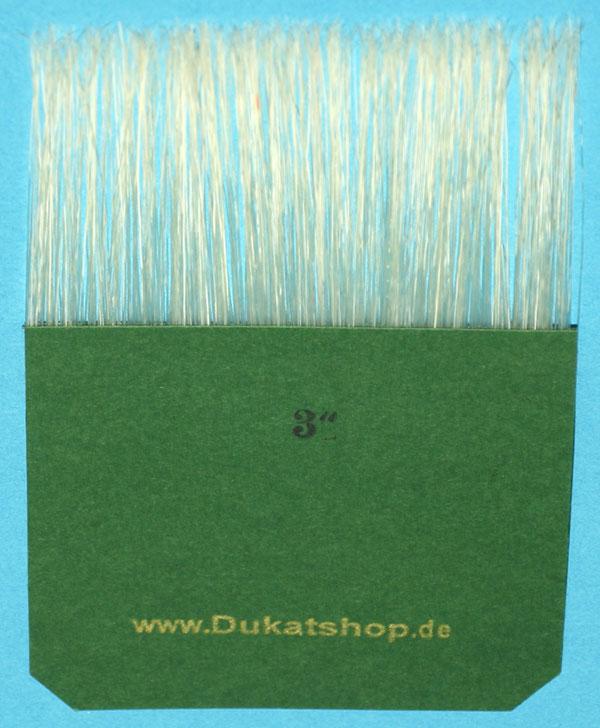 3 Zoll, ca. 76 mm, spez. für Blattsilber und Schlagmetall