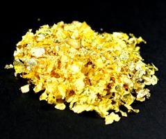 Goldflitter 200mg, 23 Karat