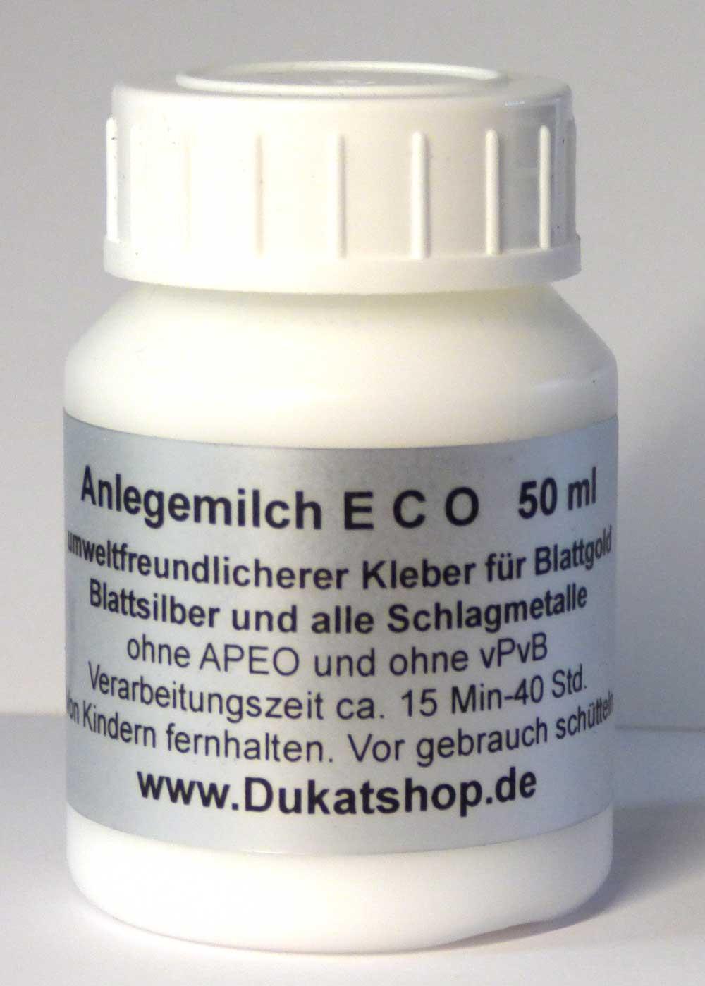 50 ml Anlegemilch -  ECO