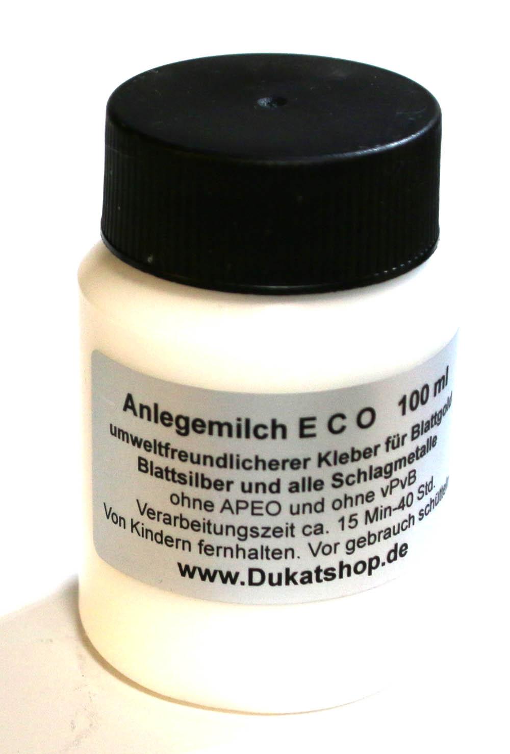 100 ml Anlegemilch -  ECO