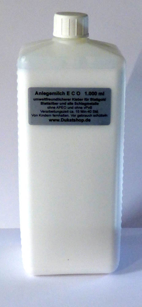 1.000 ml Anlegemilch - ECO